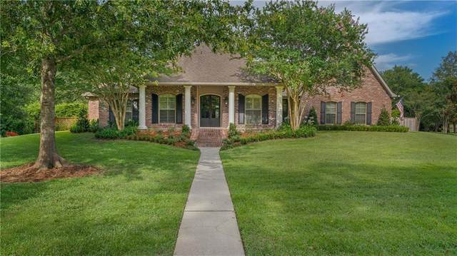 113 Tchefuncta South Drive, Covington, LA 70433 (MLS #2255036) :: Reese & Co. Real Estate