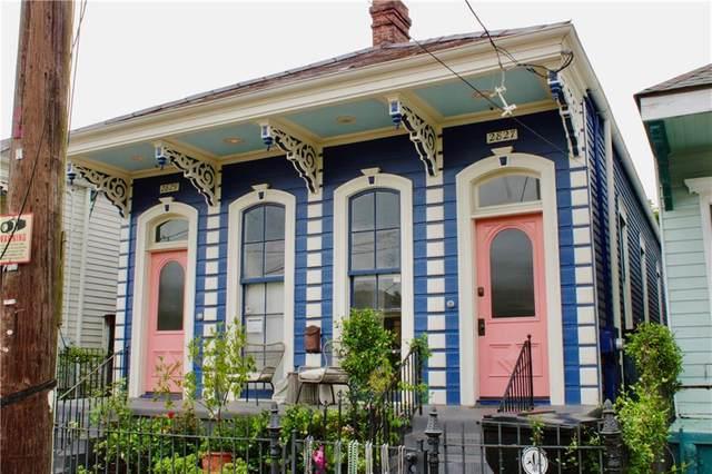 2827 St Thomas Street #2827, New Orleans, LA 70115 (MLS #2255295) :: Crescent City Living LLC
