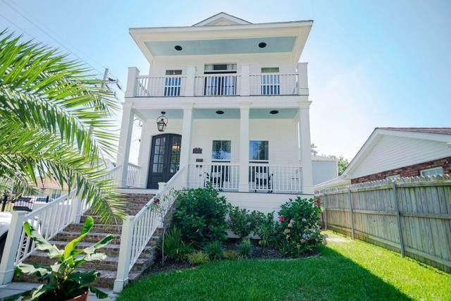 6543 Bellaire Drive, New Orleans, LA 70124 (MLS #2255384) :: Top Agent Realty