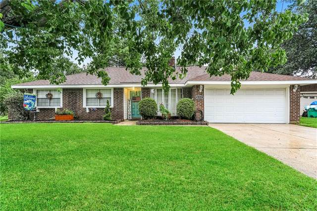 420 Live Oak Drive, Slidell, LA 70458 (MLS #2258189) :: Watermark Realty LLC