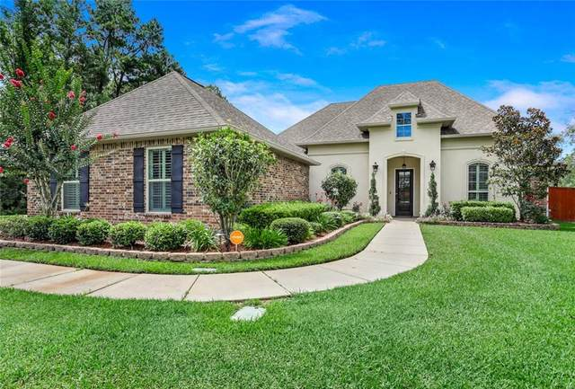 408 Long Lake Drive, Covington, LA 70435 (MLS #2258816) :: Top Agent Realty
