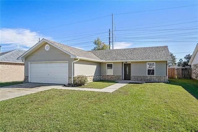 1308 Montgomery Boulevard, Slidell, LA 70461 (MLS #2261100) :: Amanda Miller Realty