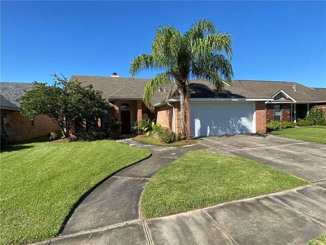 2605 Foliage Drive, Marrero, LA 70072 (MLS #2262674) :: Turner Real Estate Group