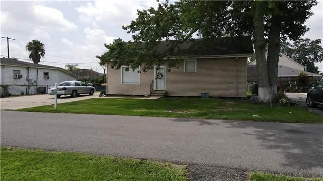 5033 Karen Drive, Marrero, LA 70072 (MLS #2262834) :: Crescent City Living LLC