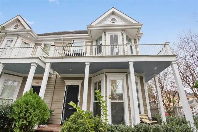 1101 Philip Street, New Orleans, LA 70130 (MLS #2263402) :: Reese & Co. Real Estate