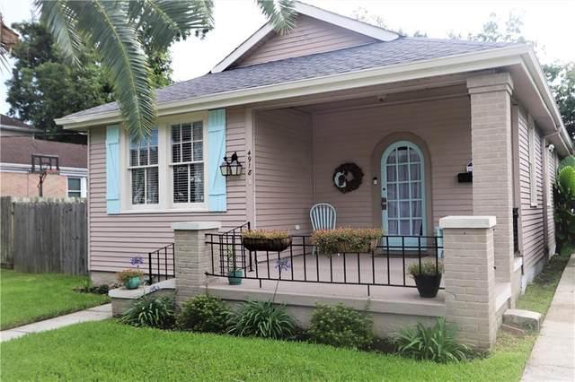 4918 Mandeville Street, New Orleans, LA 70122 (MLS #2263472) :: Robin Realty