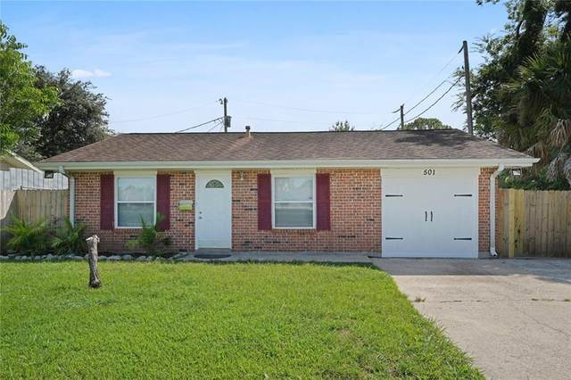 501 Sunset Boulevard, Kenner, LA 70065 (MLS #2263555) :: Watermark Realty LLC