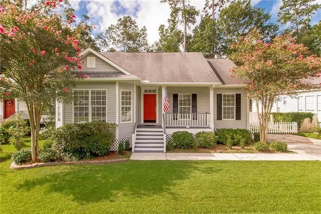 110 Woods Drive, Madisonville, LA 70447 (MLS #2264298) :: Turner Real Estate Group