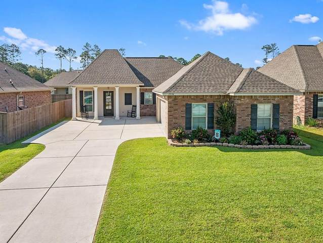 2336 Buck Drive, Covington, LA 70435 (MLS #2265399) :: Crescent City Living LLC