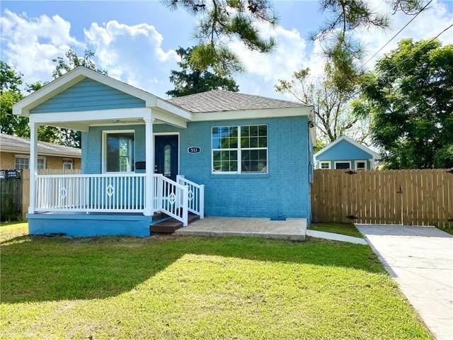 513 N Dilton Street, Metairie, LA 70003 (MLS #2267001) :: Turner Real Estate Group