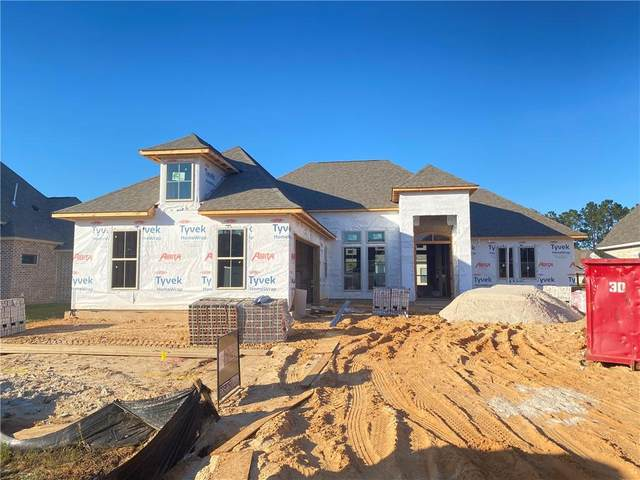 lot 53 Pine Needle Court, Madisonville, LA 70447 (MLS #2267245) :: Top Agent Realty