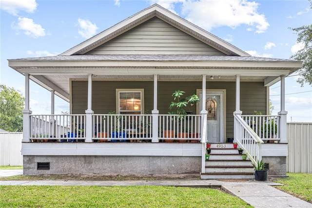 4953 Franklin Avenue, New Orleans, LA 70122 (MLS #2268712) :: Parkway Realty