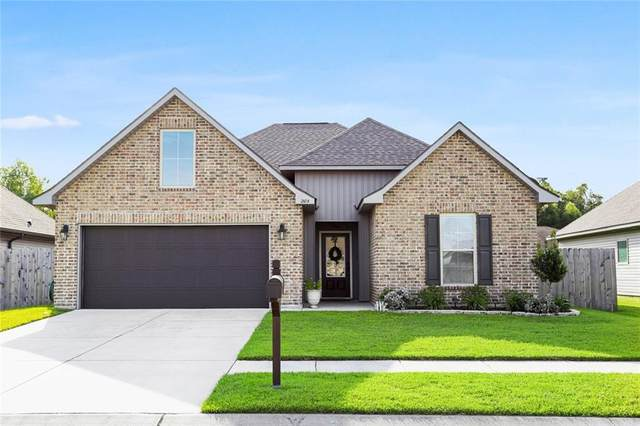 205 Ashton Oaks Lane, Luling, LA 70070 (MLS #2269450) :: Amanda Miller Realty