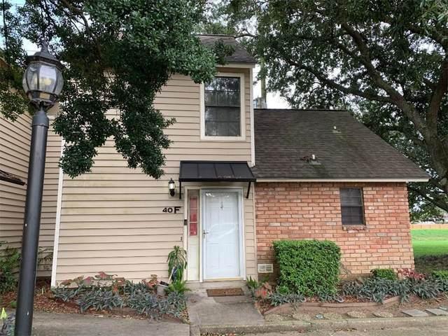 1500 W Esplanade Avenue 40F, Kenner, LA 70065 (MLS #2269785) :: Reese & Co. Real Estate