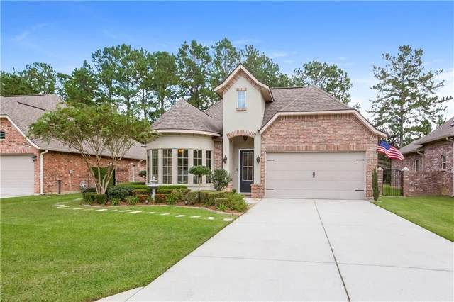 357 Beebalm Circle, Covington, LA 70435 (MLS #2270426) :: Parkway Realty