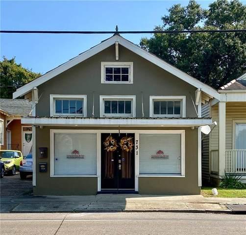 731 Lafayette Street, Gretna, LA 70053 (MLS #2271433) :: Turner Real Estate Group