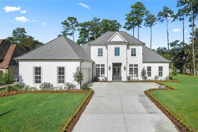 7 Mark Smith Drive, Mandeville, LA 70471 (MLS #2272355) :: Reese & Co. Real Estate