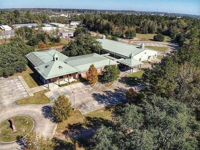151 Robin Hood Drive, Hammond, LA 70403 (MLS #2273553) :: Top Agent Realty