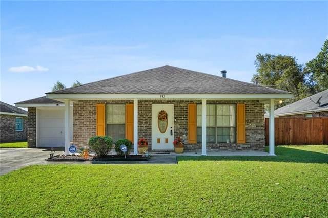 745 Magnolia Avenue, La Place, LA 70068 (MLS #2274180) :: Nola Northshore Real Estate
