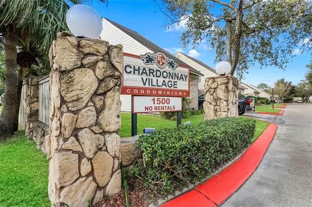 1500 W Esplanade Avenue 36G, Kenner, LA 70065 (MLS #2274255) :: Turner Real Estate Group