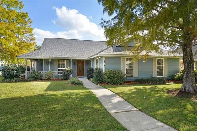 108 Oakmont Drive, Slidell, LA 70460 (MLS #2274528) :: Turner Real Estate Group