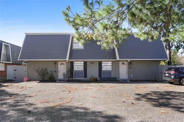 4520 Laplace Street A, Metairie, LA 70006 (MLS #2274616) :: Parkway Realty