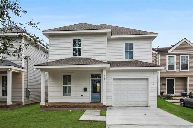 6656 Bellaire Drive, New Orleans, LA 70124 (MLS #2274813) :: Crescent City Living LLC