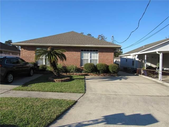 4805-4807 Evangeline Street, Metairie, LA 70001 (MLS #2275006) :: Crescent City Living LLC