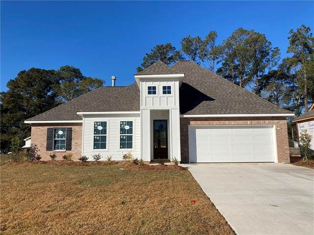 72369 Homestead Street, Covington, LA 70435 (MLS #2275129) :: The Sibley Group