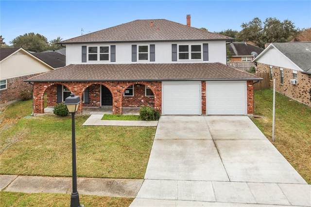 721 Champagne Drive, Kenner, LA 70065 (MLS #2275557) :: Parkway Realty