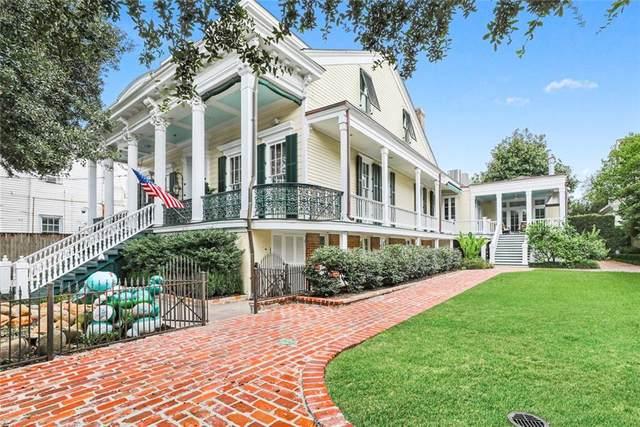 2912 Prytania Street, New Orleans, LA 70115 (MLS #2276112) :: Reese & Co. Real Estate