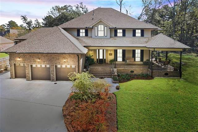 445 Marina Oaks Drive, Mandeville, LA 70471 (MLS #2276461) :: Turner Real Estate Group