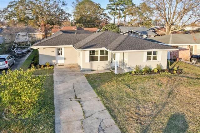 250 Willow Drive, Gretna, LA 70053 (MLS #2276559) :: Nola Northshore Real Estate