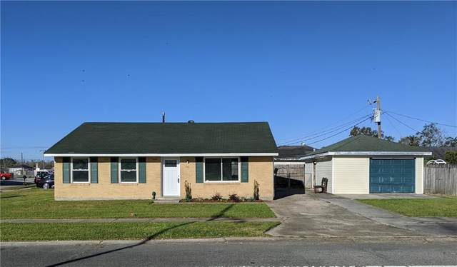 100 Becky Drive, Avondale, LA 70094 (MLS #2276819) :: Nola Northshore Real Estate