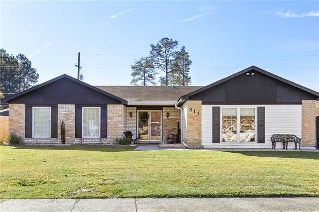 311 Thames Drive, Slidell, LA 70458 (MLS #2278325) :: Nola Northshore Real Estate