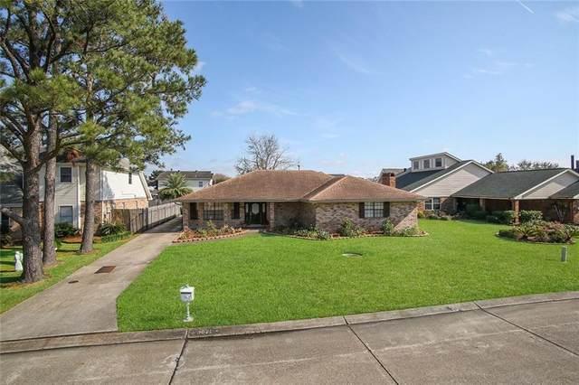 3621 Lake Arrowhead Drive, Harvey, LA 70058 (MLS #2278561) :: The Sibley Group
