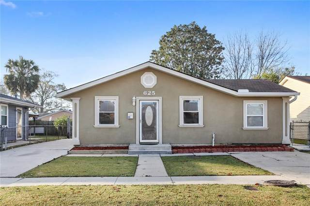 625 Mayfair Lane, Kenner, LA 70065 (MLS #2279394) :: Nola Northshore Real Estate