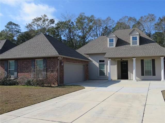 1709 Orchard Drive, Covington, LA 70435 (MLS #2279448) :: The Sibley Group
