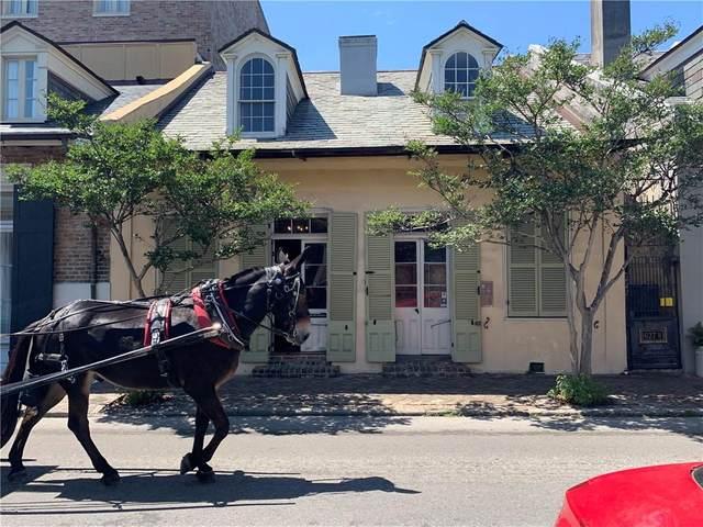 625 Burgundy Street #1, New Orleans, LA 70112 (MLS #2280827) :: Reese & Co. Real Estate