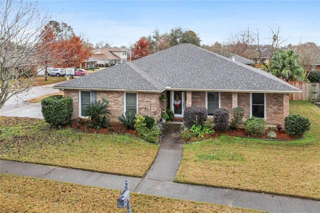 645 Chambertin Drive, Kenner, LA 70065 (MLS #2280998) :: The Sibley Group