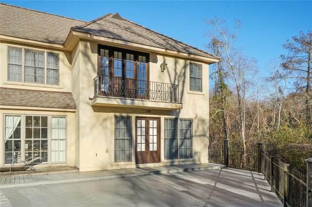 1208 Chinchuba Creek Boulevard #1208, Mandeville, LA 70471 (MLS #2281474) :: The Sibley Group