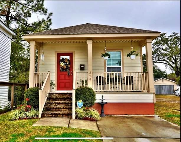 329 12TH Street, Gretna, LA 70053 (MLS #2281873) :: Crescent City Living LLC