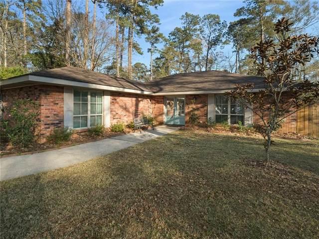 106 Brookside Drive, Mandeville, LA 70471 (MLS #2282088) :: Nola Northshore Real Estate
