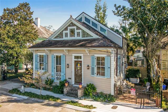 916 Moss Street, New Orleans, LA 70119 (MLS #2282305) :: Turner Real Estate Group