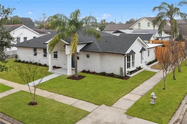 969 Polk Street, New Orleans, LA 70124 (MLS #2282502) :: The Sibley Group
