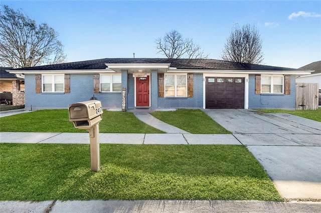 2417 Blanchard Drive, Chalmette, LA 70043 (MLS #2282881) :: Robin Realty