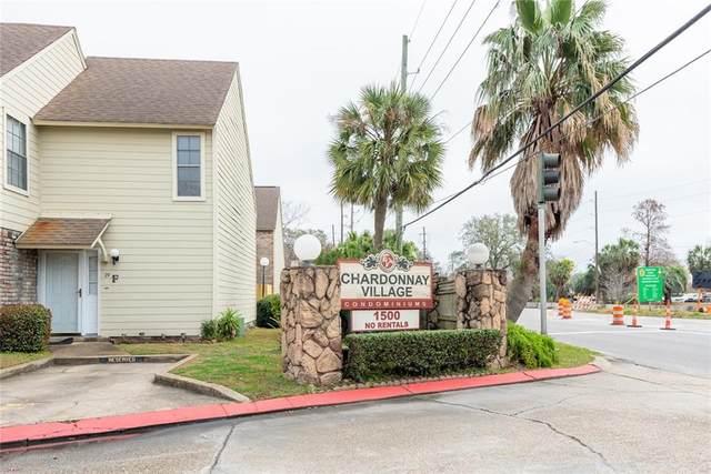 1500 W Esplande Avenue 41-C, Kenner, LA 70065 (MLS #2283237) :: Nola Northshore Real Estate
