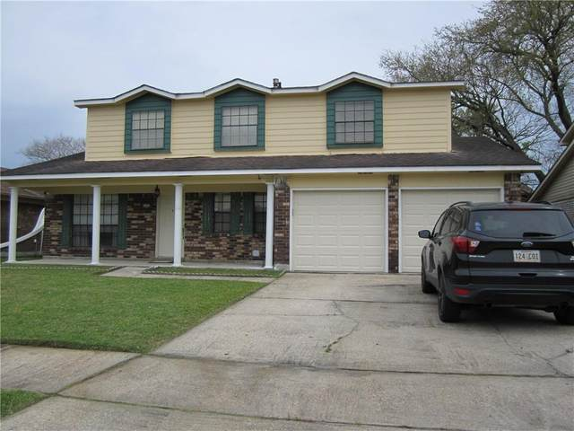 2425 Regency Drive, Gretna, LA 70056 (MLS #2283368) :: Amanda Miller Realty