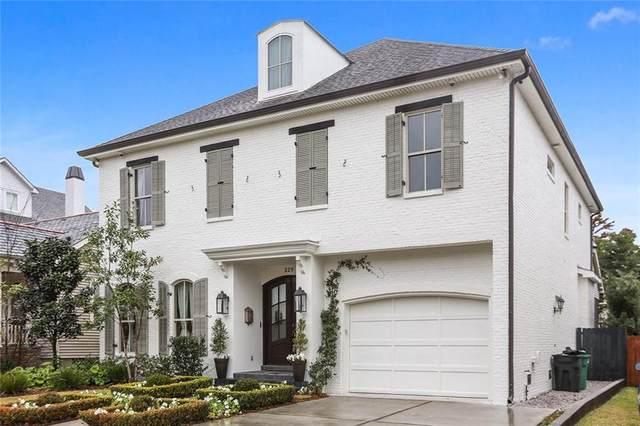 225 Rosewood Drive, Metairie, LA 70005 (MLS #2283777) :: The Sibley Group