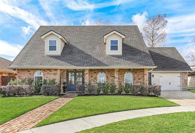 2116 Gallant Drive, Chalmette, LA 70043 (MLS #2286836) :: Nola Northshore Real Estate